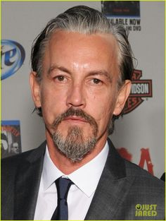 Tommy Flanagan/Chibs SOA. Sexiness with an accent :)