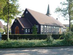 Kerk Oud Gereformeerde Gemeente in Nederland (Old Reformed Congregation in the Netherlands) #Werkendam, #Netherlands