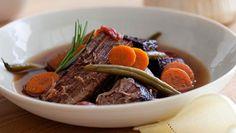 Giada De Laurentiis - Chianti Marinated Beef Stew
