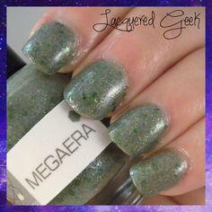 Nerd Lacquer: Megaera   lacqueredgeek.com