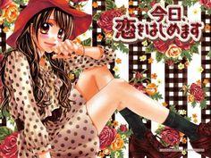 Tsubaki // Kyou koi wo hajimemasu - Hoy comienza nuestro amor