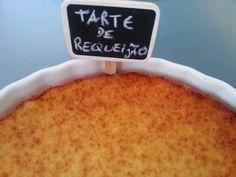 Tarte de requeijão, requeijão Cheesecake Tarts, Cheesecakes, Sweet Recipes, Quiche, Good Food, Dairy, Pie, Keto, Favorite Recipes