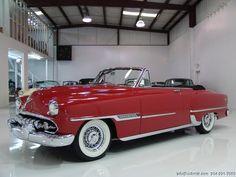 1954 Desoto Firedome Convertible.