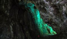 Located in Durness Scotland, Smoo Cave is one of Scotland's most interesting and mythical caves. It's out of the way location means fewer crowds too. Magia Elemental, Cave Entrance, North Coast 500, Scottish Highlands, Mother Nature, Mystic, Scotland, Places To Visit, Wildlife
