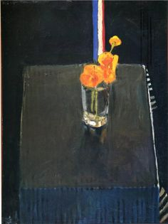 Poppies - Richard Diebenkorn - WikiArt.org