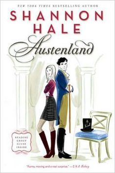 Austenland, finished this in less than 24 hours. Such a fun quick read, and different enough than the film