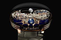 69c170d0665 JACOB CO Astronomia Tourbillon Relojes