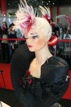 mannequin hair for omc championships  WWW.OMCHAIRWORLD.COM