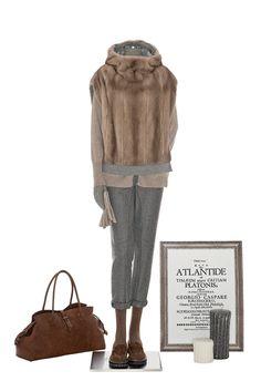 Donna | Autunno Inverno 2012/2013 | Collezioni | Brunello Cucinelli