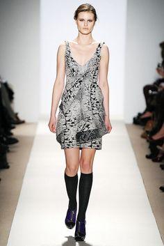 Brian Reyes Fall 2010 Ready-to-Wear Fashion Show - Bara Holotova