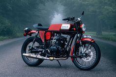 Phoenix 250 Motorcycle •Vintage Style •Small Motorcycle — Janus American Motorcycles
