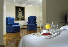 Desayuno Hotel San Leonardo