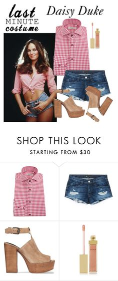 last minute costume daisy duke by tina pieterse liked on polyvore - Daisy Dukes Halloween Costume