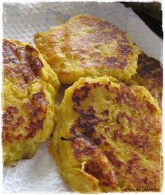 tortas de plátano Aip Diet, Cauliflower, Toast, Pork, Vegetables, Cooking, Breakfast, Desserts, Recipes