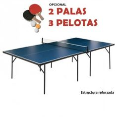 3354ab8e1 Mesa Ping Pong Enebe New Point con Marcador