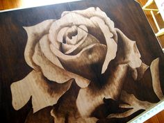 Shading with Stain {A Video Tutorial}