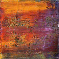 """Saatchi Art Artist Koen Lybaert; Painting, """"abstract N° 943 - SOLD [USA]"""" #art"""