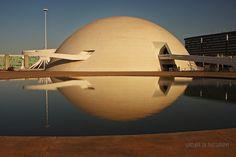 Brasilia.  Photo by Dircinha.