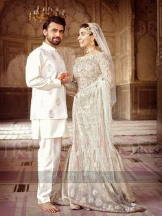 Congratulations to Farhan & Urwa on their Nikkah #pakistaniweddings #urwahocane #farhansaeed #nikkah