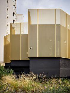 Community Centre CLEC Montreuil / CUT architectures
