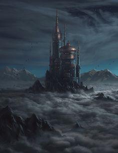 Sky Castle - Mars