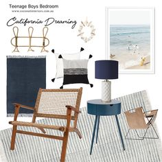 Mood Boards, Dining Chairs, Bedroom, Boys, Furniture, Home Decor, Baby Boys, Decoration Home, Room Decor