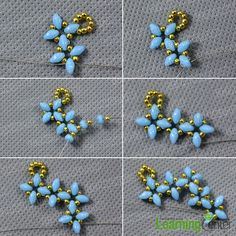 Wanna make chain necklace yourself? If yes, I believe you could get some inspirations from today's Pandahall tutorial on how to make 2-hole seed beads chain pendant necklace for women.