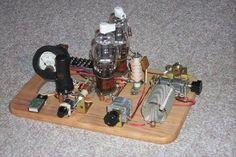WD8DAS Homebrew Transmitter Page