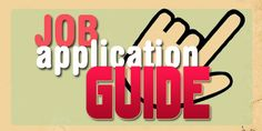 Cool job application guide over at http://www.thejobheadquarters.com