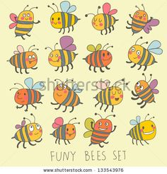 Bees Stock Photos, Bees Stock Photography, Bees Stock Images : Shutterstock.com