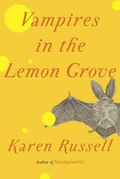 February Reads! Reviews of Gary Shteyngart (Super Sad True Love Story) and Karen Russell (Vampires in the Lemon Grove) | sanbriego.com #blog #blogging #book #books #reading #reviews