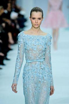 Elie Saab, Spring 12 couture