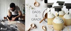 Dads and Grads: You Don't Want to Miss These Offers!