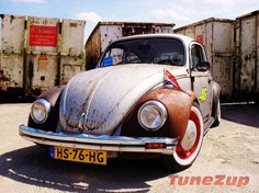 For Sale: VW KEVER 1200 Rat Look