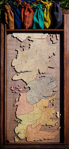 Game of Thrones - pyrography...