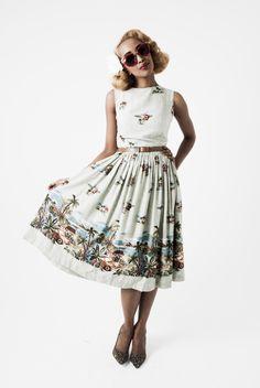 Tara Starlet | Honolulu Dress