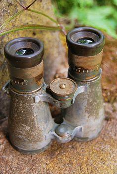 WW I Spindler & Hoyer Gottengen Feldglas 08 by Daniscustomdesigns, $65.00