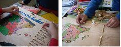 Experimentos para infantil y primaria, clasificados por temas y niveles. Todos se han comprobado en el aula y se han preparado con materiales faciles de adquirir