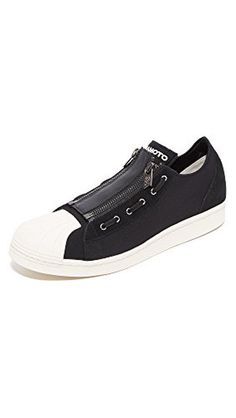 Y-3 Men's Y-3 Super Zip Shoes, Core Black/Core Black/Multi, 11 UK (12 D(M) US Men) - Brought to you by Avarsha.com