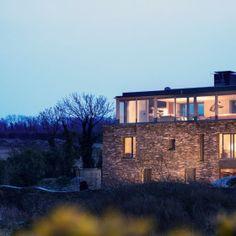 The Slate Beach House - Holiday House in the Camel Estuary, Cornwall - Kate & Tom's -  spectacular Slate Beach House