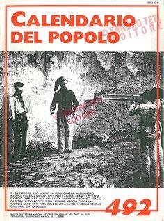 Il Calendario del Popolo n° 492, 1986