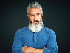 10 Hip And Handsome Older Men Who Prove That Age Is No Barrier To Beauty.  Mr Volvo, THAT white-bearded older guy in the Volvo ad:   Ron Jack Foley: Instagram/to_ron_to