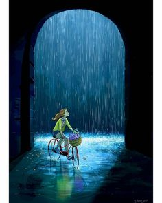 Yaoyao ma van as anime art, digital art, dream illustration, digital illustration, Art And Illustration, Art Illustrations, Art Sketches, Art Drawings, Anime Art Girl, Funny Art, Cartoon Art, Love Art, Amazing Art