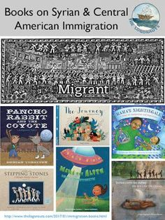 New Immigration Books, part 1: Syrian and Central American immigrants | The Logonauts