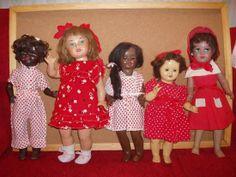Muñecas antíguas
