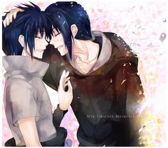 Naruto Sasuke et Itachi