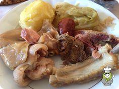 Chef in Chief: Cocido gallego: receta tradicional
