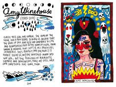 Spanish illustrator Ricardo Cavolo's personal music diary bursts with color and passion