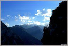 Mount Olympus ... Nature's piece of art !!!