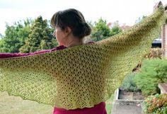Shawl Knitting PATTERN PDF Knitted Shawl by KnitsByJoDesigns